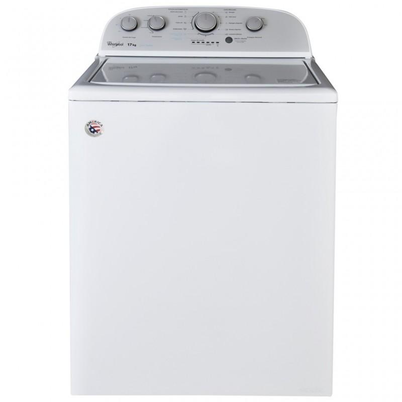 Lavadora con agitador y control de perillas 7 ciclos 37.4 lbs 7MWTW1700EM Whirlpool
