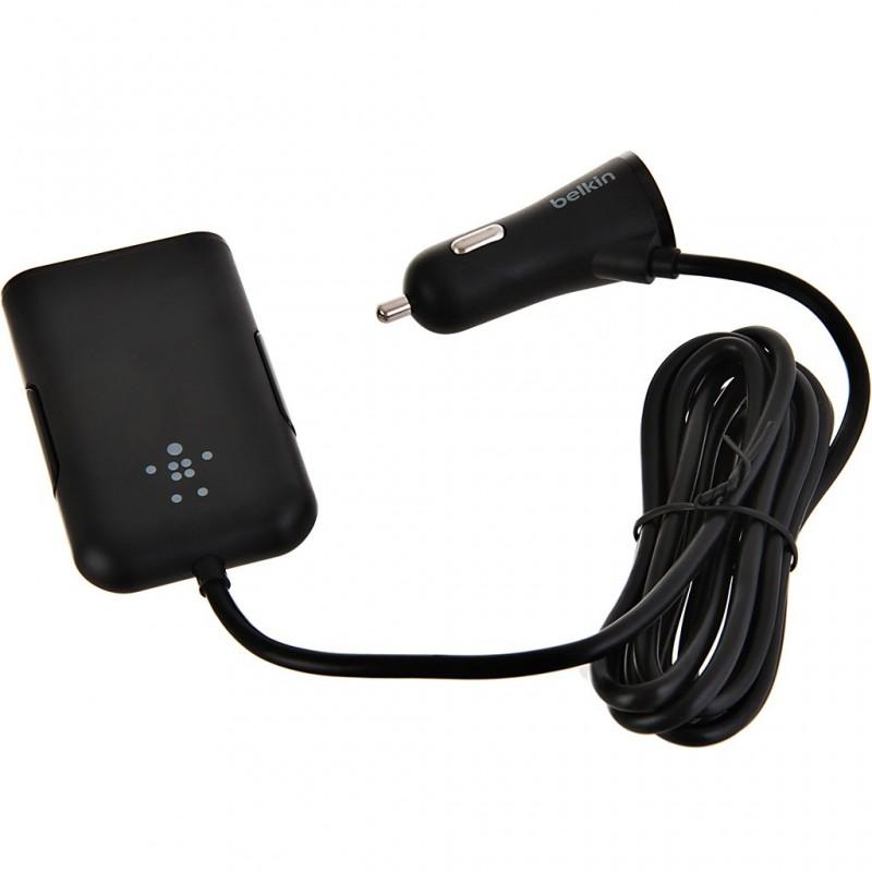 Cargador para auto 4 puertos USB Road RockStar Belkin