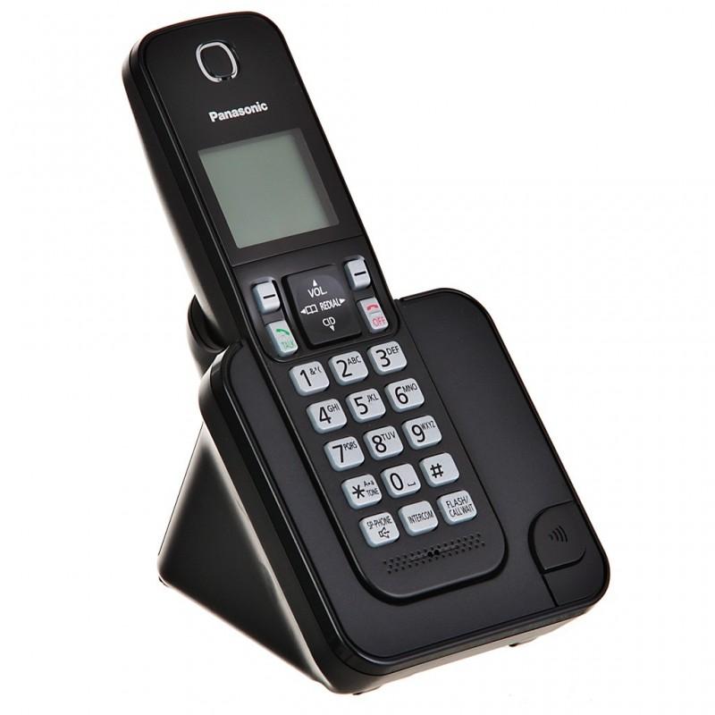 Teléfono inalámbrico con bloqueo de llamadas y sistema DECT KX-TGC350LAB Panasonic