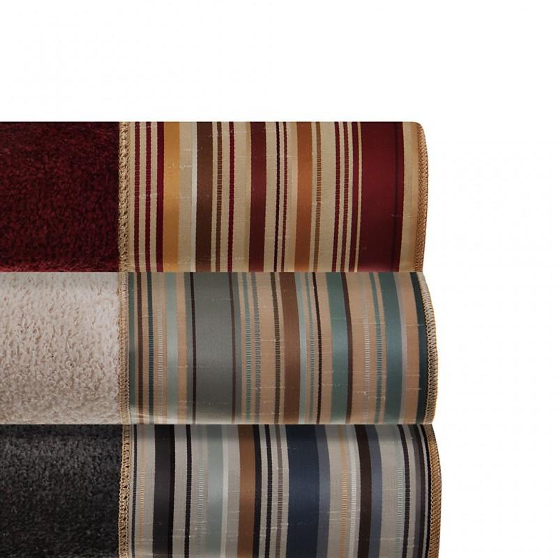 Toalla de manos Maxfield Stripe 100% algodón Avanti