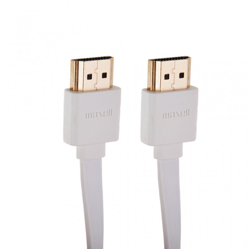 Cable HDMI Flat Maxell