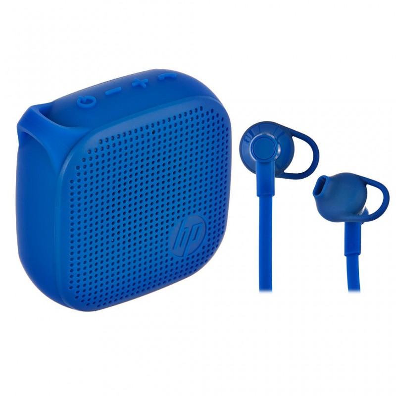 Parlante con audífonos para deporte HP
