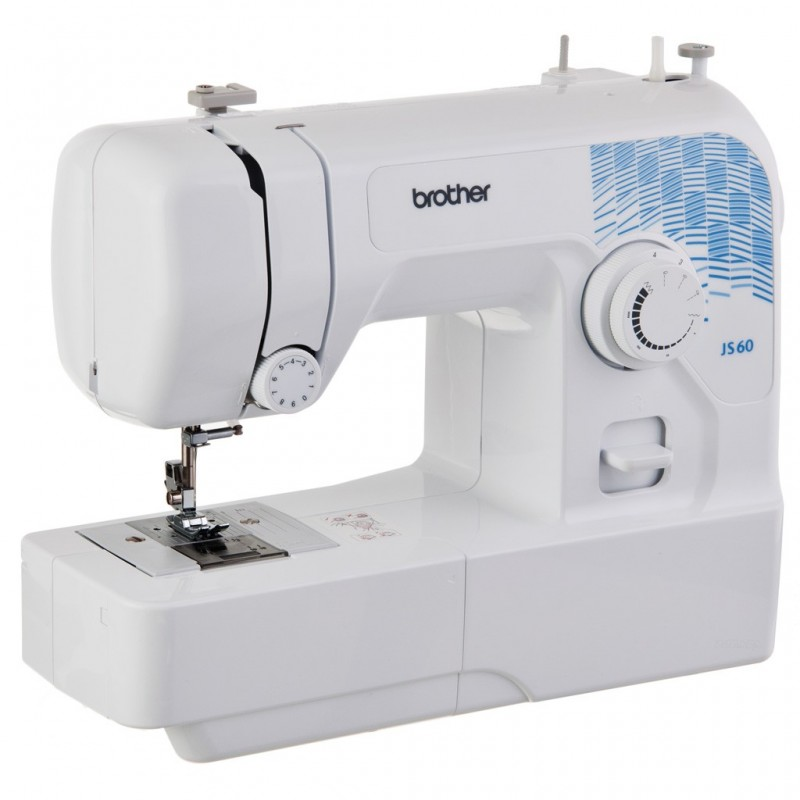 Máquina de coser 2 puntadas y 20 funciones JS60 Brother