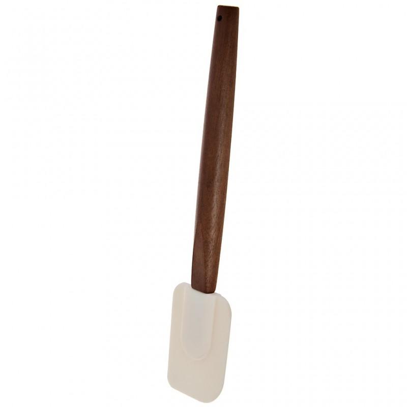 Espátula de madera / silicona Novo
