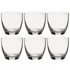 Juego de 6 vasos para whisky Grand Gourmet Bohemia Cristal