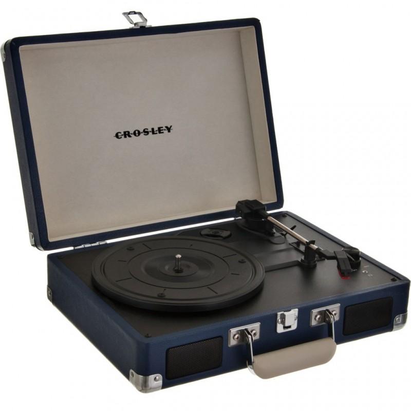 Sistema de audio portátil LP Crosley
