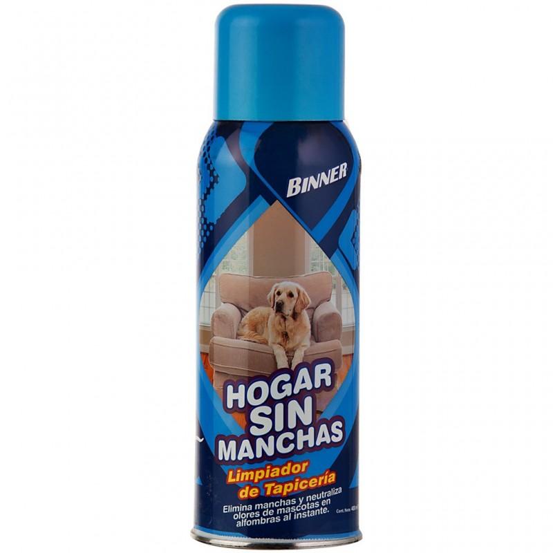 Limpiador de tapicería Hogar sin manchas Binner