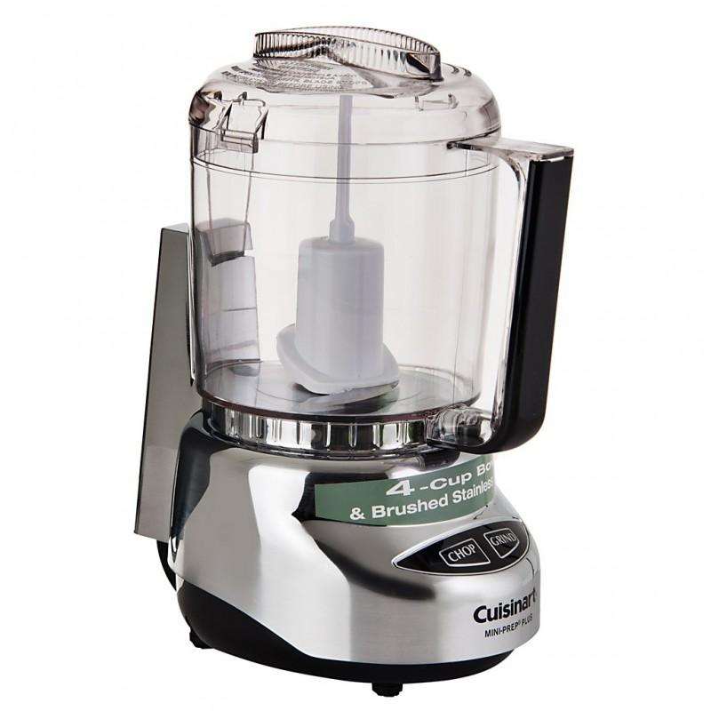 Mini-procesadora de alimentos 4 tazas DLC-4CHB Cuisinart