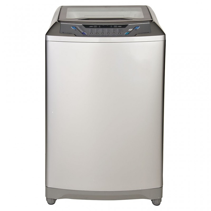 Lavadora con panel digital y tapa de vidrio 35 lbs EWIS16D6CGPG Electrolux