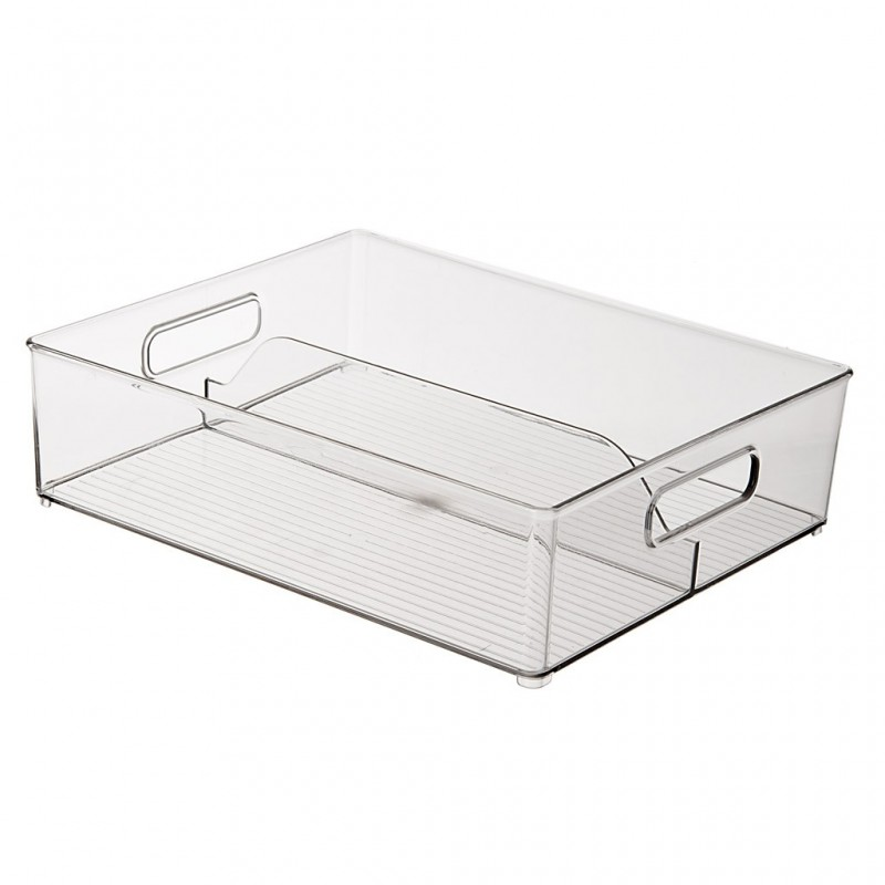 Organizador para cocina Fridge Binz Clear Interdesign