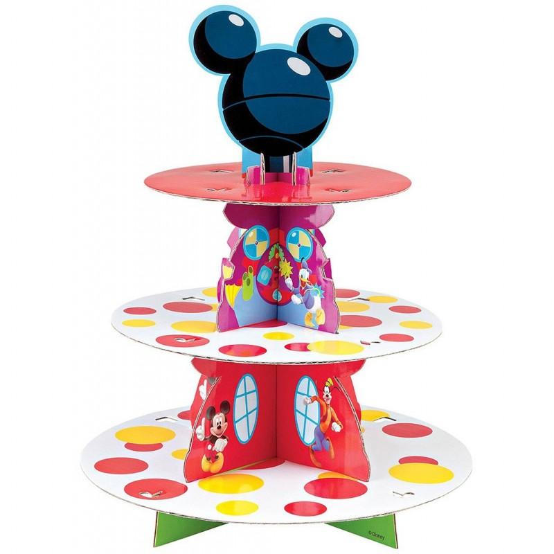 Porta cupcakes Mickey Mouse Wilton