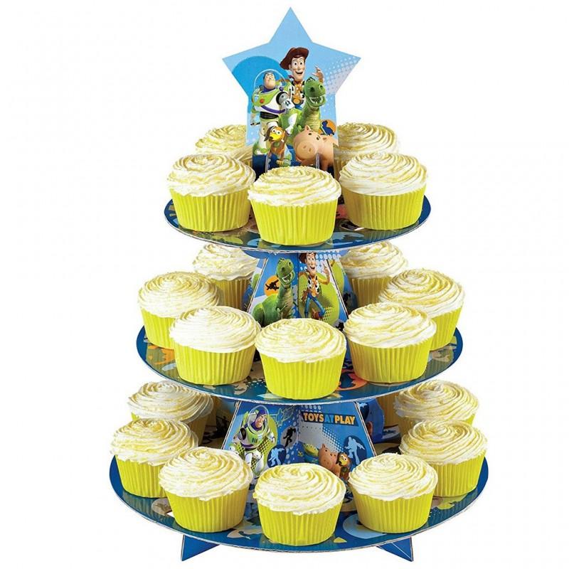 Porta cupcakes Toy Story Wilton