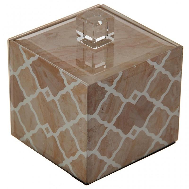 Algodonera de vidrio Geométrico