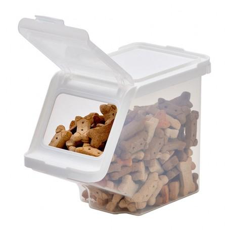 Recipiente para comida de perros