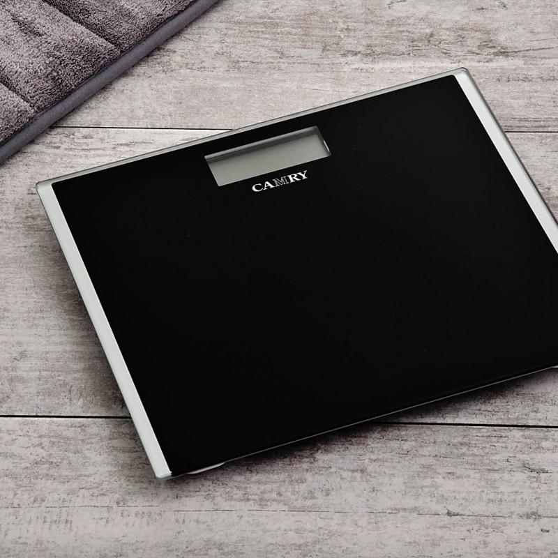 Balanza digital para baño con 4 sensores Ultra Delgada EB9390 Camry