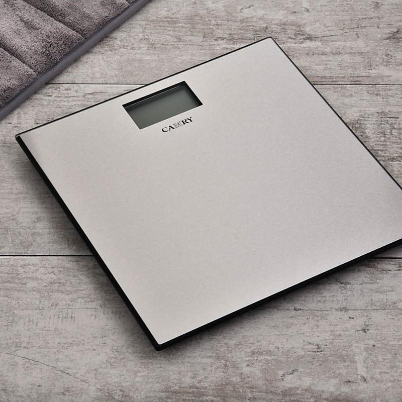 Balanza digital para baño con 4 sensores y Autoencendido 400 lbs EB9388 Camry