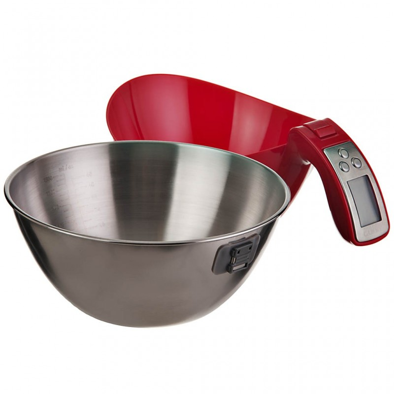 Balanza para cocina con tazón 11 libras EK6550 Camry
