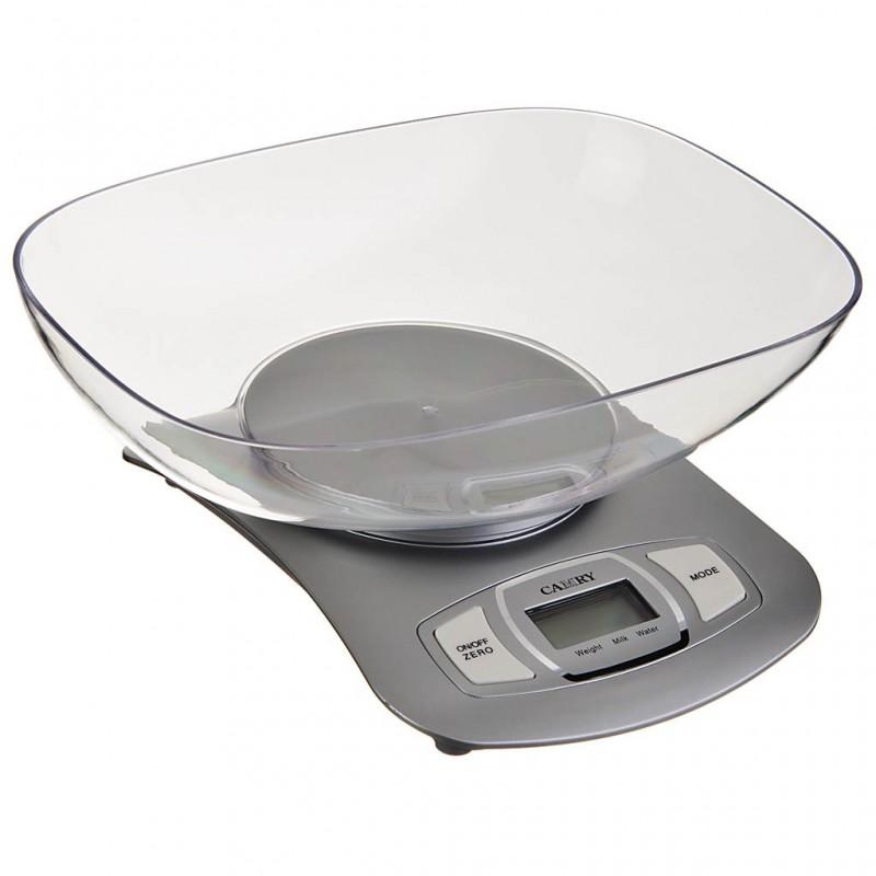 Balanza digital para cocina con indicador de volumen 11 libras EK3650-31P Camry