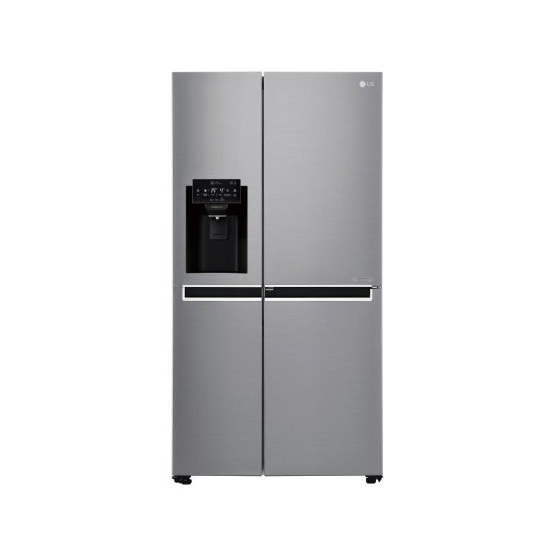 Refrigerador side by side con dispensador digital No Frost  668 L GS65SDP1 LG