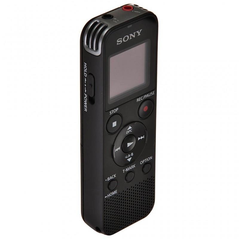 Grabadora digital de voz 4GB de memoria interna MP3 ICD-PX470 Sony