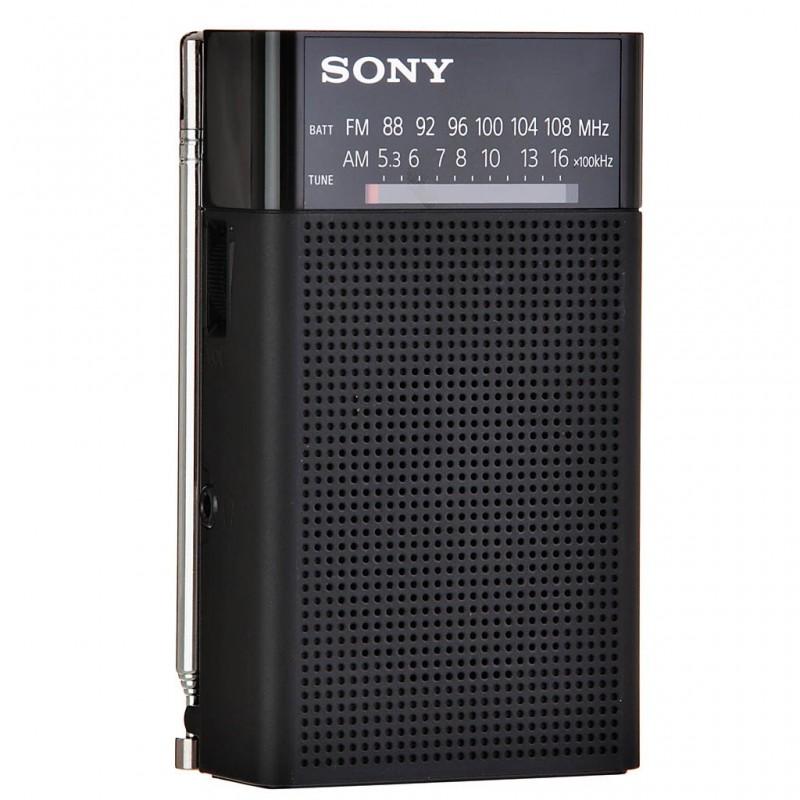 Radio portátil AM / FM ICF-P26 Sony