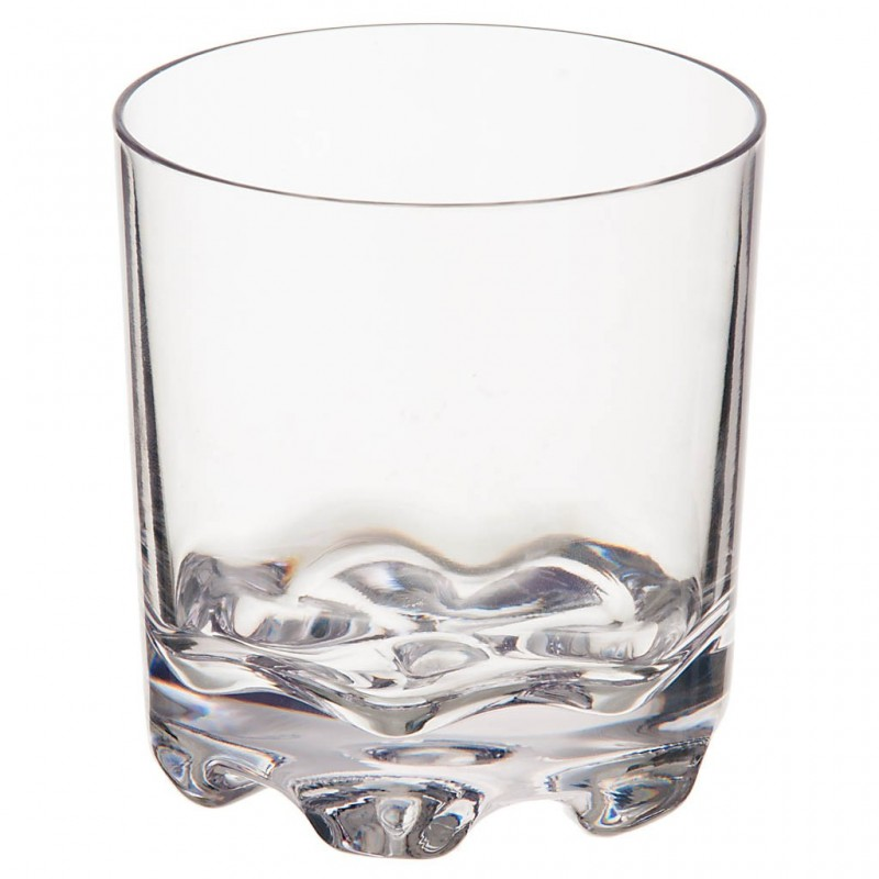 Vaso de acrílico Clear