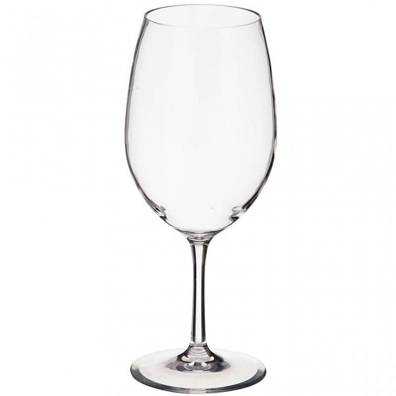 Copa para agua de acrílico Clear