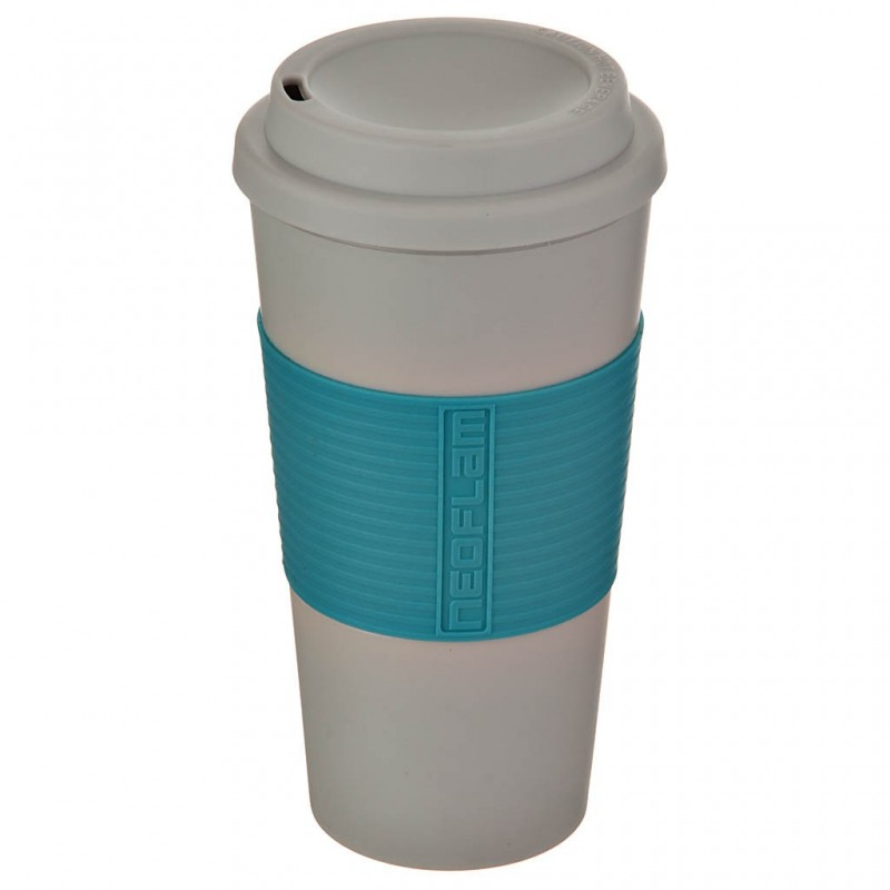 Vaso plástico para café Doble Pared 500 ml