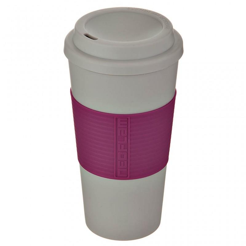 Vaso plástico para café Doble Pared 500 ml
