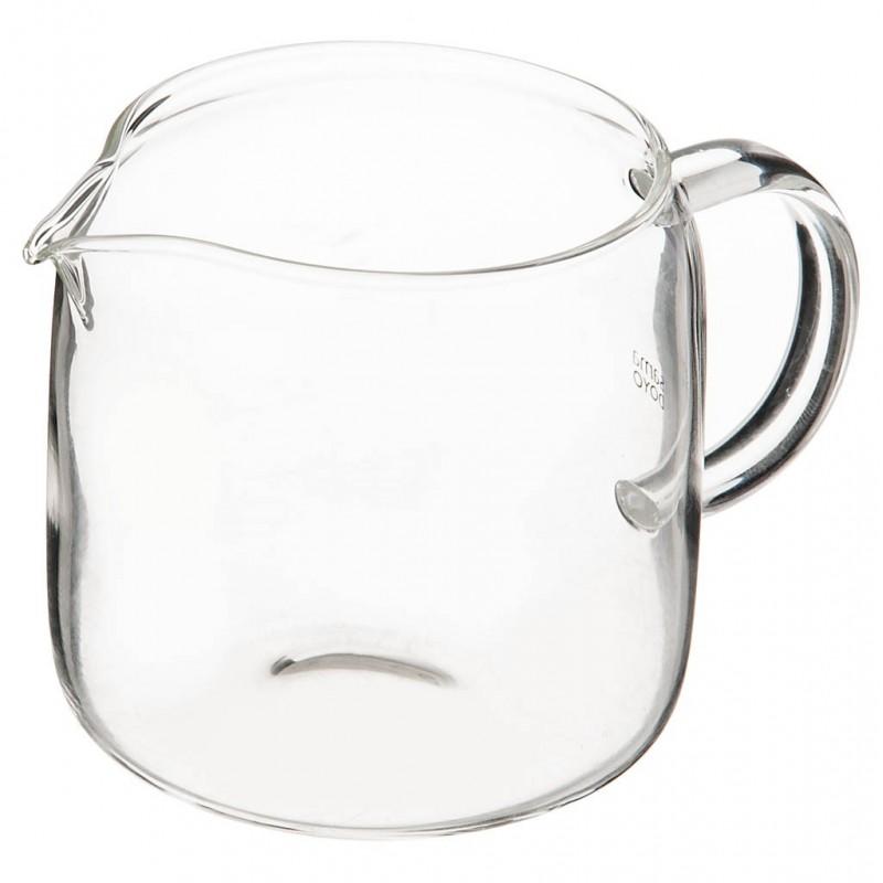 Jarra individual de vidrio
