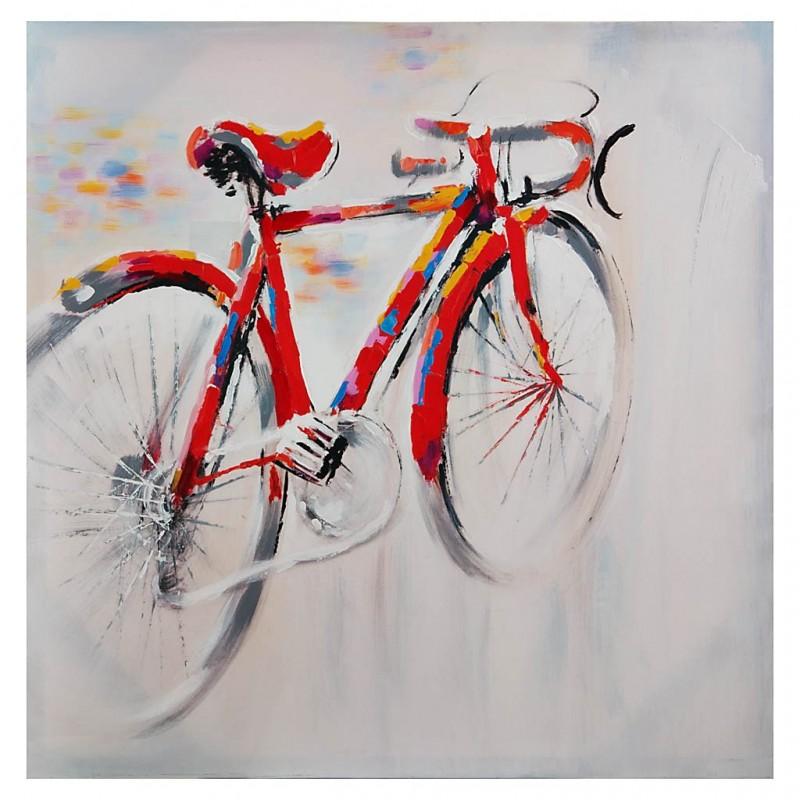 Cuadro Bicicleta 80 x 80 cm