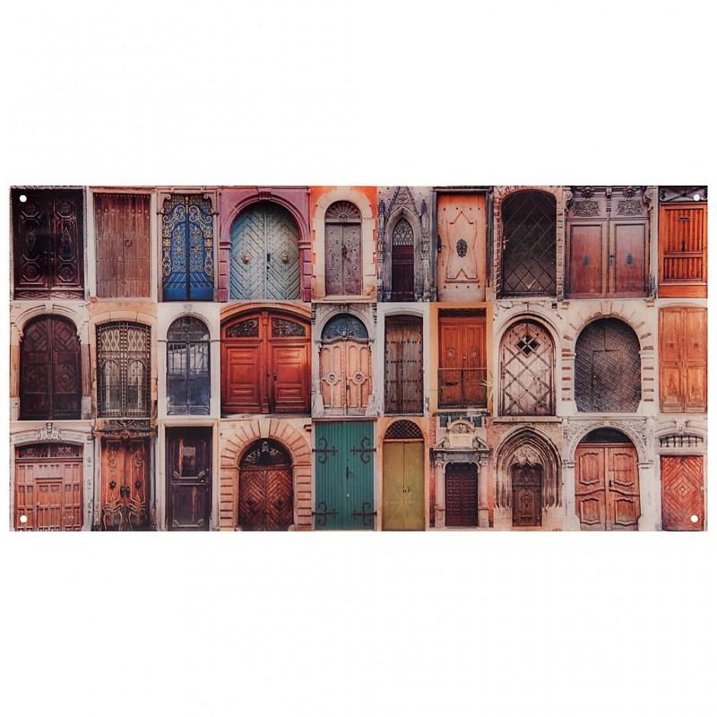 Cuadro de acrílico Puertas 60 x 120 cm