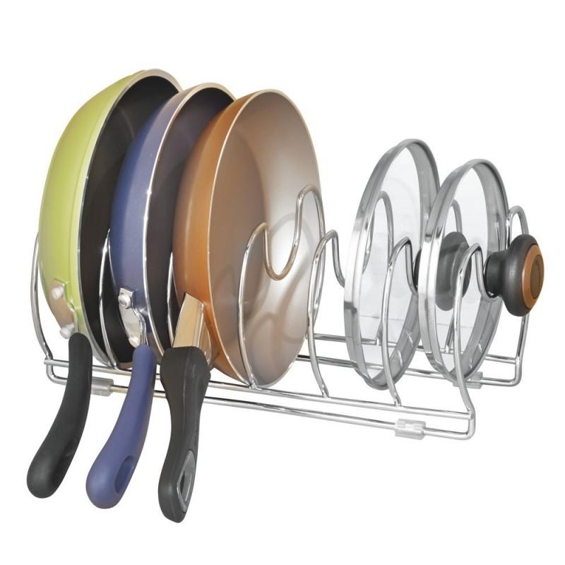 Organizador para utensilios de cocina Classico Cromado Interdesign