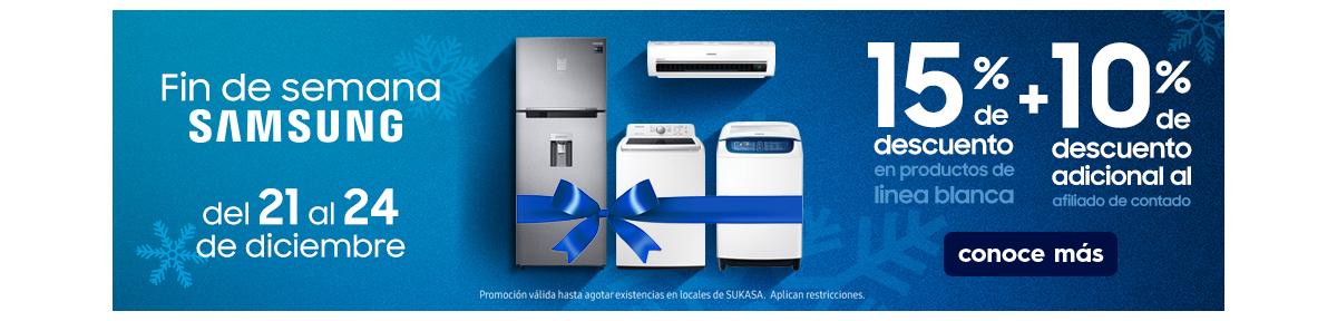 Promocion Samsung